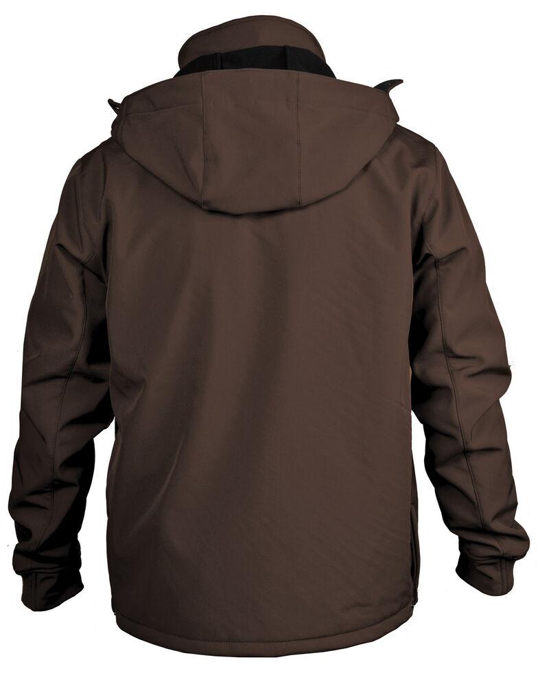 STS Ranchwear Men's Brown Barrier Jacket , Brown, hi-res