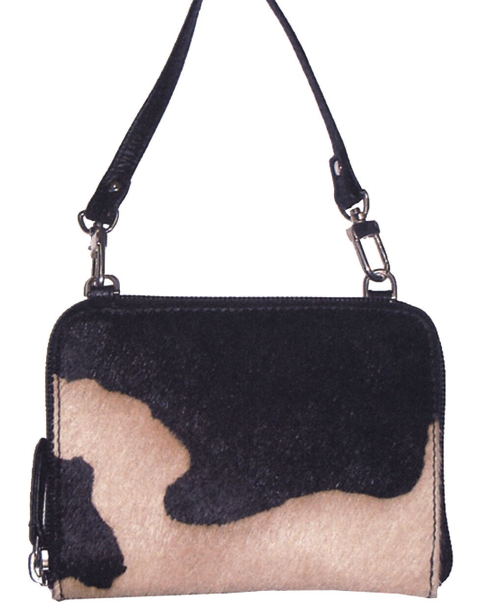 Scully Hair-on-Hide Calf Crossbody Bag, Animal Prt, hi-res