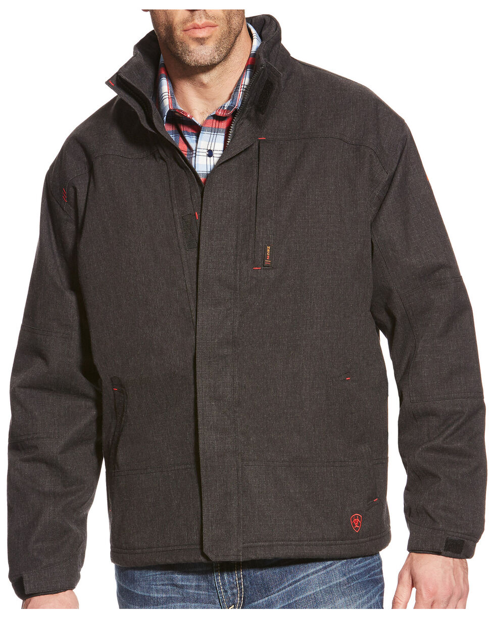 ARIAT Mens Big and Tall Flame Resistant H2o Proofjacket