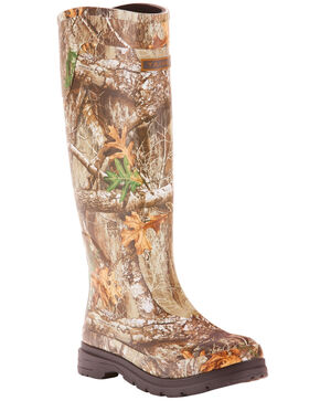 Ariat Women's Radcot Insulated Realtree Edge Boots - Round Toe, Camouflage, hi-res