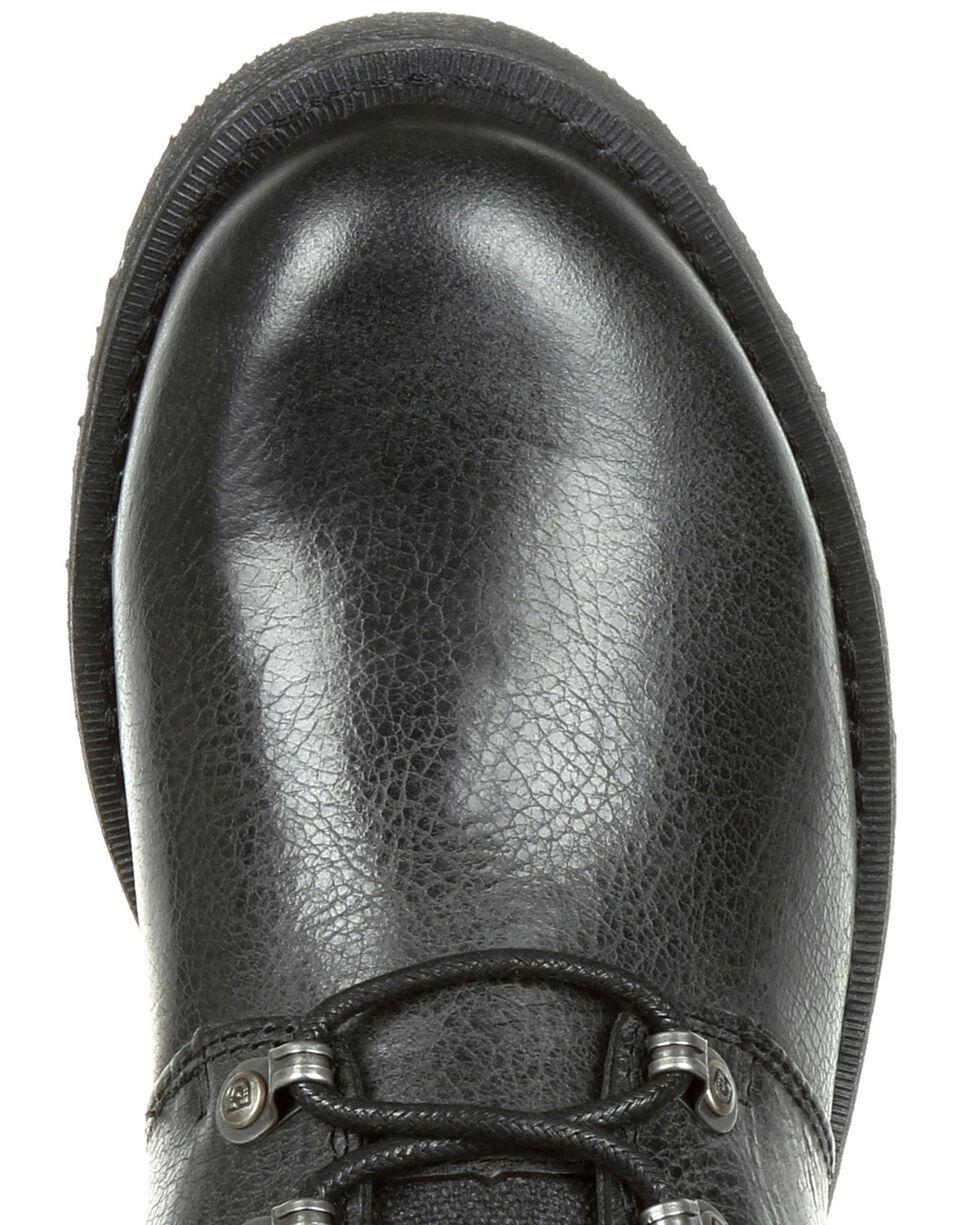 Durango Women's Drifter Lacer Boots - Round Toe, Medium Grey, hi-res