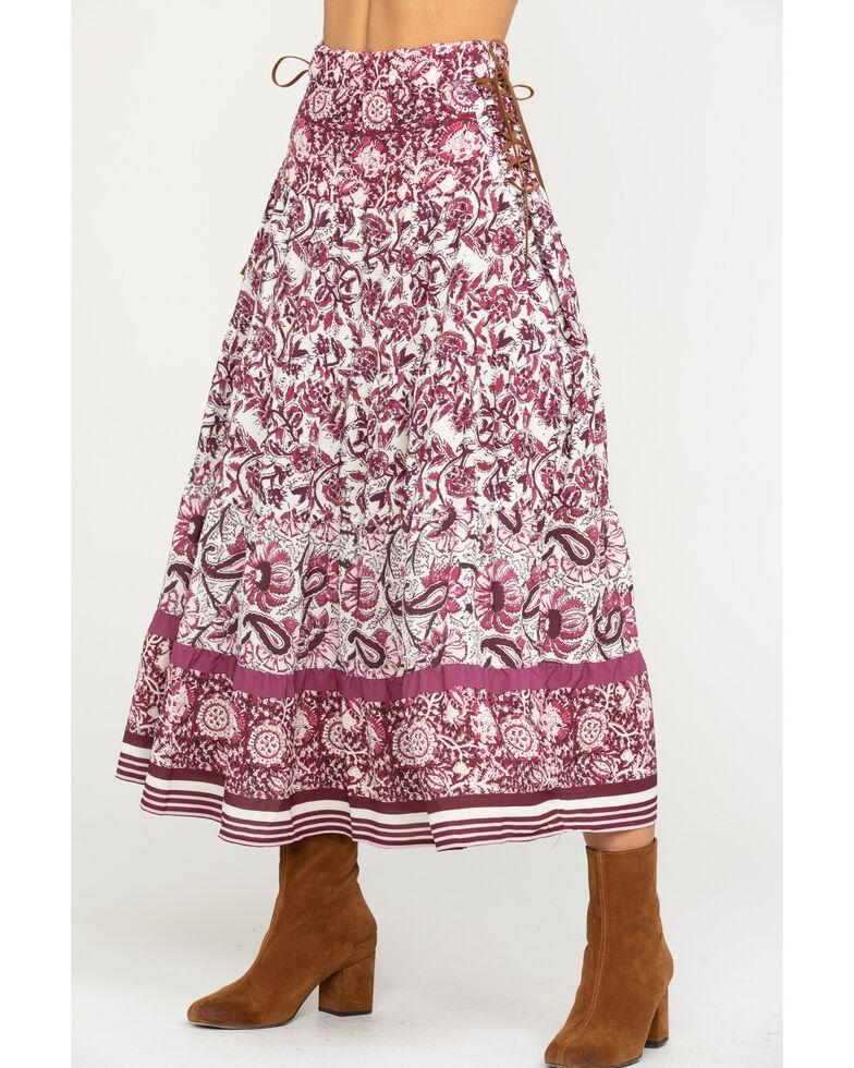 Tasha Polizzi Women's Ashland Skirt, Rose, hi-res