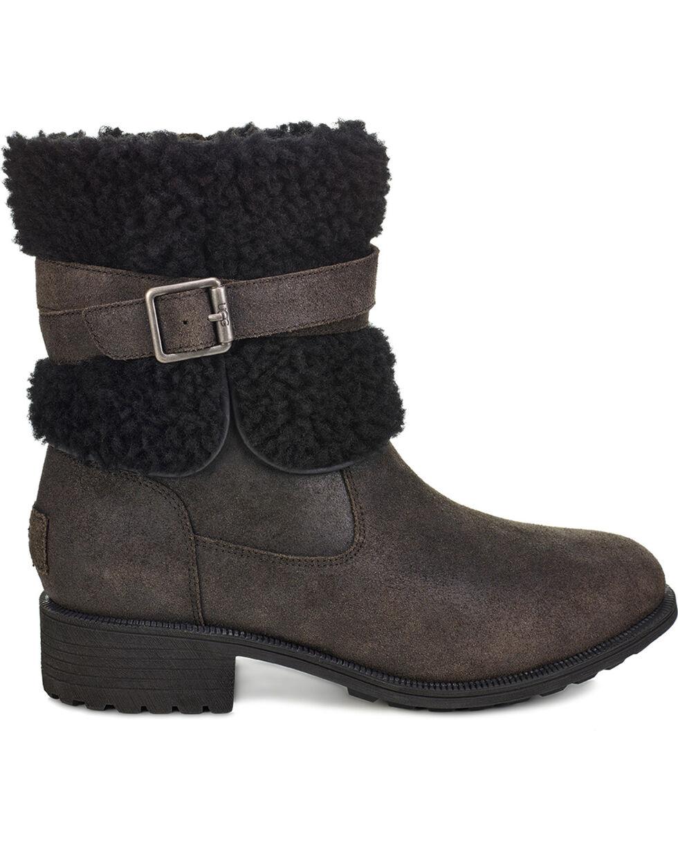 UGG Women's Black Blayre III Boots , Black, hi-res