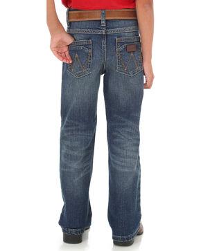 Wrangler Retro Boys' Lawton Relaxed Jeans (1T-7) - Boot Cut, Indigo, hi-res
