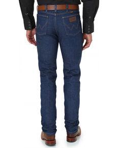 Wrangler 36MWZ Premium Performance Cowboy Cut Rigid Slim Fit Jeans, Indigo, hi-res