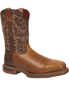 8aa0b0b62498d1 Rocky Long Range Western Work Boots - Safety Toe