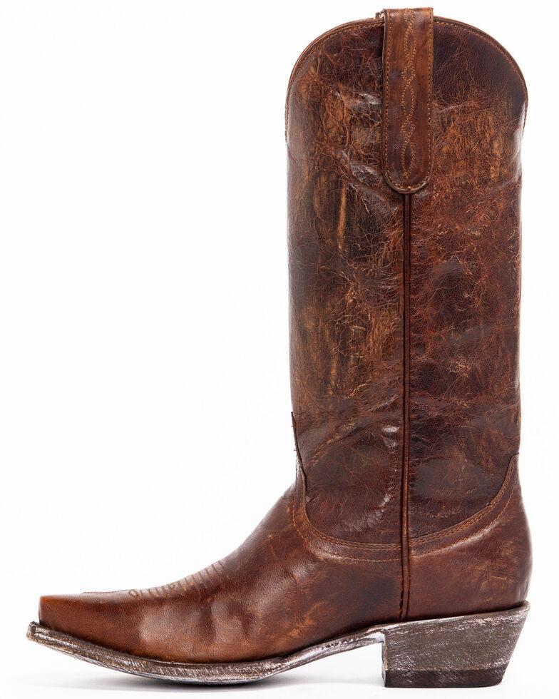 Idyllwind Women's Wildwest Brown Western Boots - Snip Toe, Brown, hi-res