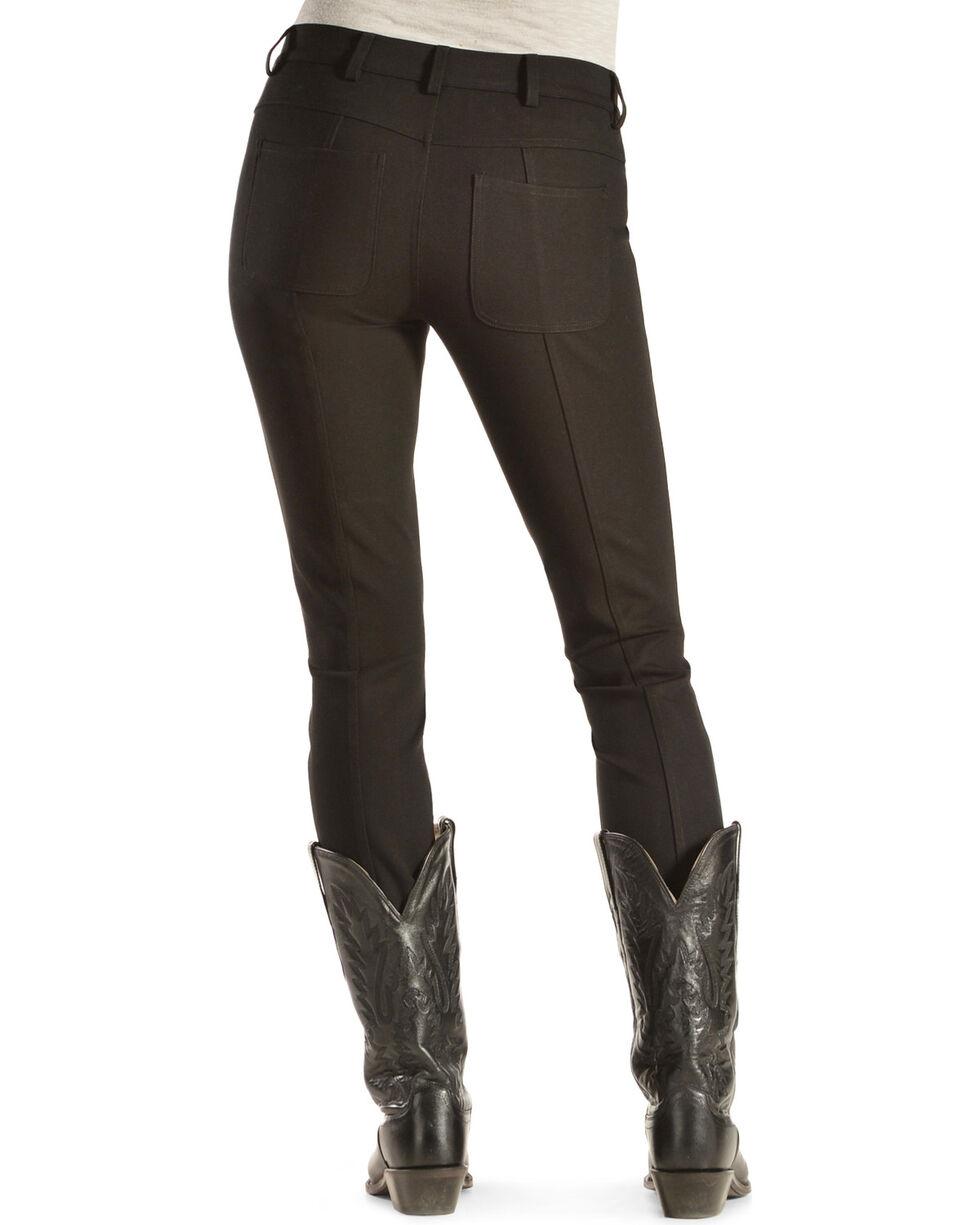 Black Swan Women's Black Ponte Skinny Pants, Black, hi-res
