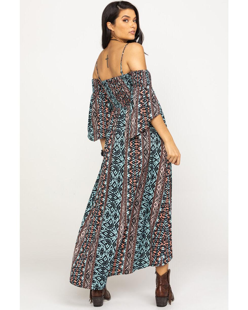 Ariat Women's Top Down Dress, Multi, hi-res