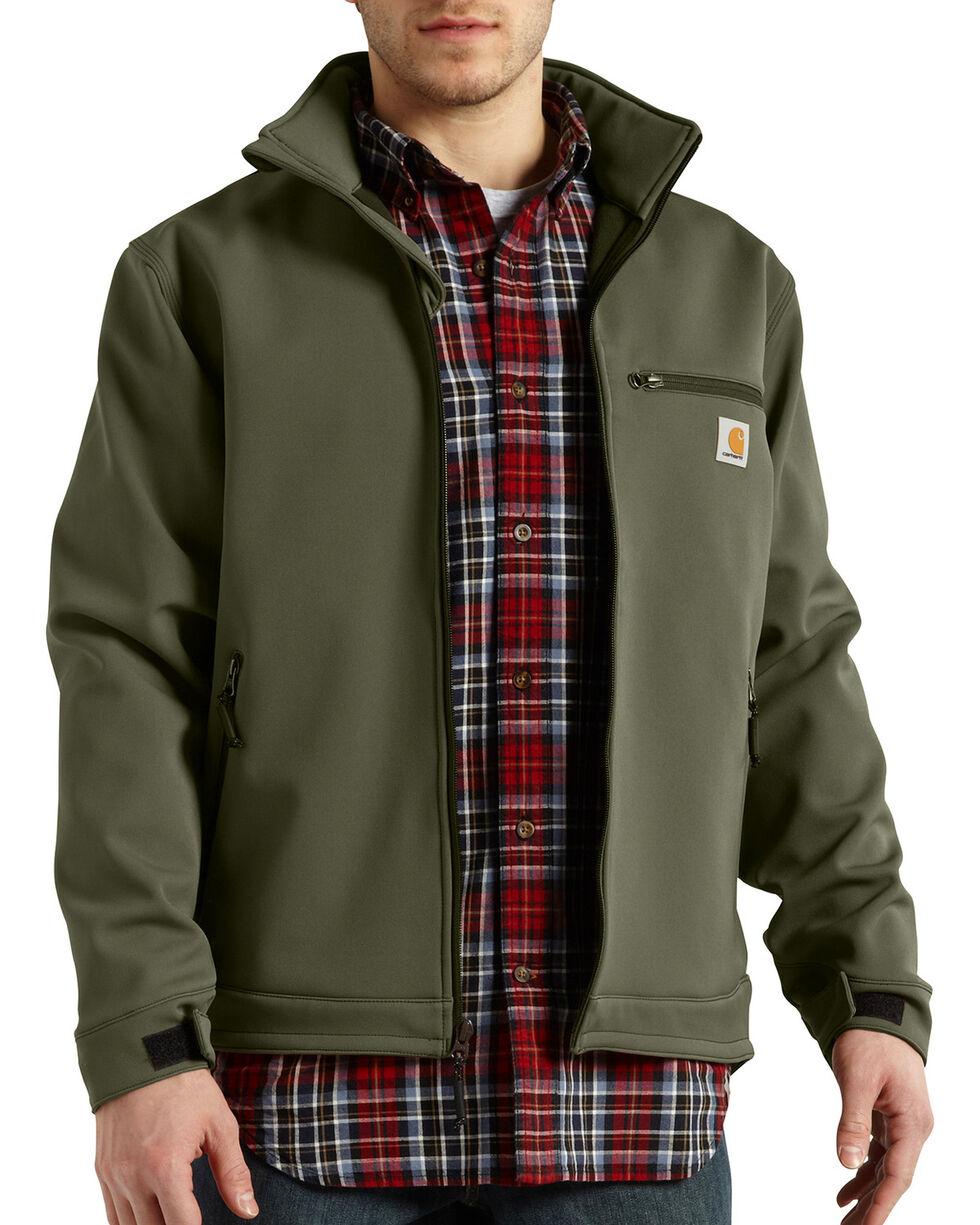 Carhartt Men's Crowley Jacket, Moss, hi-res