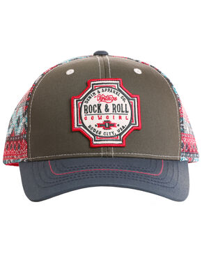 Rock & Roll Cowgirl Women's Rodeo City Mesh Cap, Multi, hi-res
