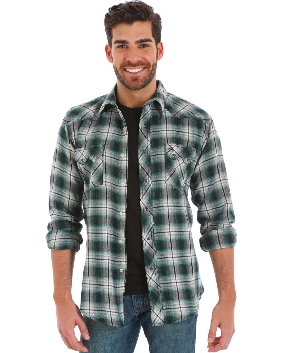 Wrangler Men's Assortment Flannel Long Sleeve Shirts , , hi-res