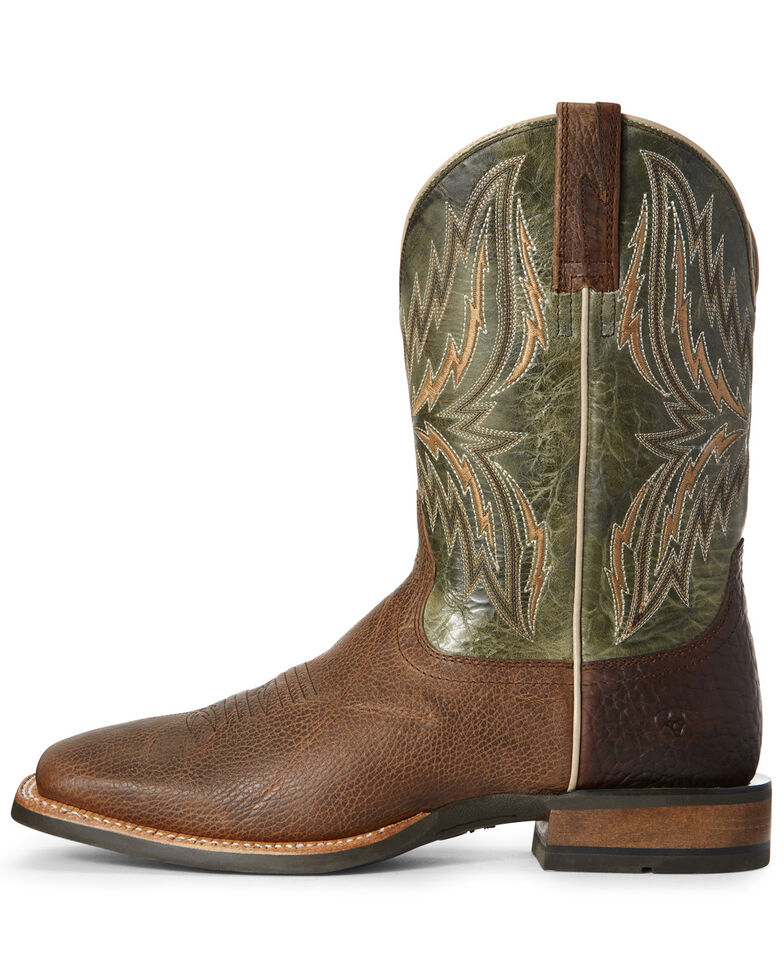 a425d5680e1 Ariat Men's Arena Rebound Western Boots - Wide Square Toe