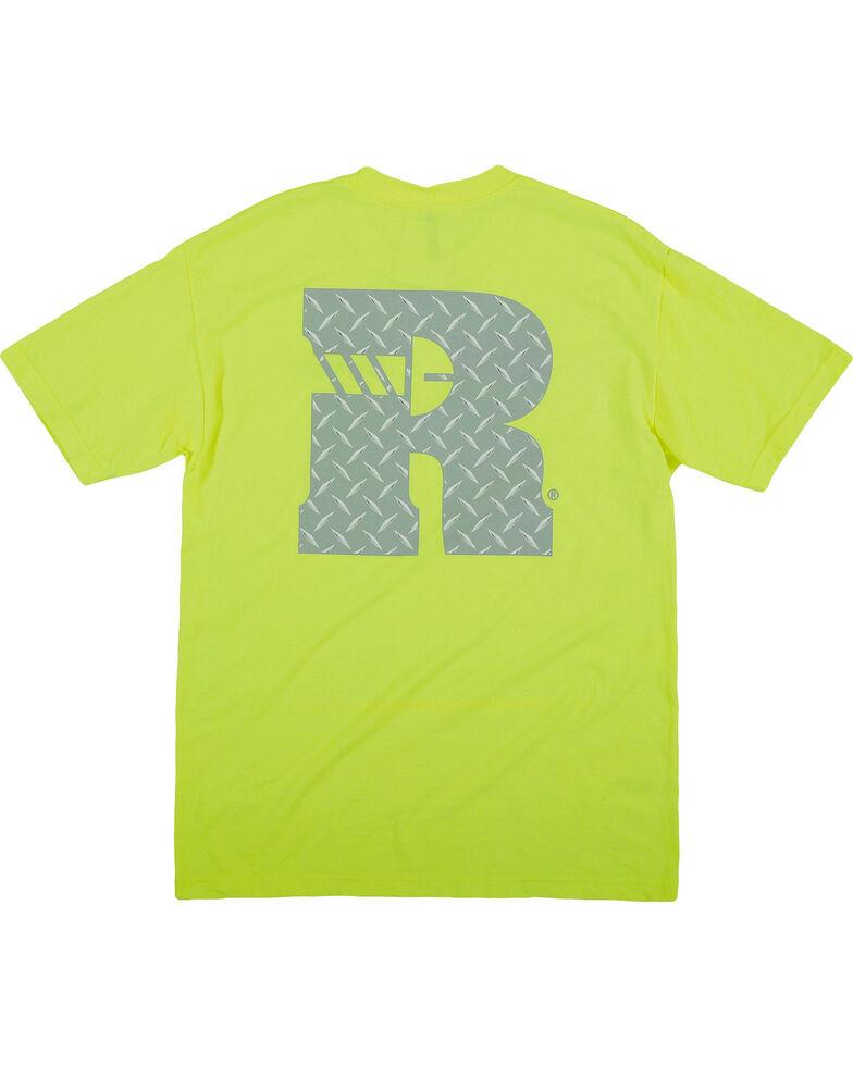Wrangler Riggs Men's Short Sleeve Graphic Work T-Shirt , Green, hi-res