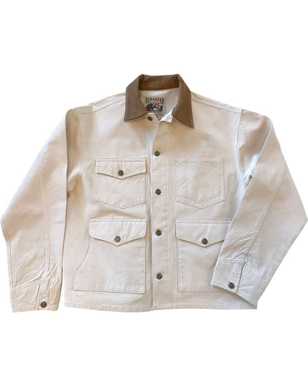 Schaefer Outfitter Men's Natural Vintage Brush Jacket - 3XL, Natural, hi-res