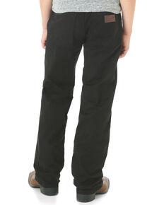 3aa6fcc39 Wrangler Boys (8-16) Black RETRO Slim Fit Jeans - Straight Leg ,