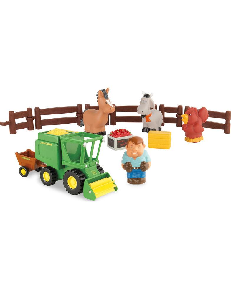 John Deere Kids' Harvest Time Playset, Green, hi-res
