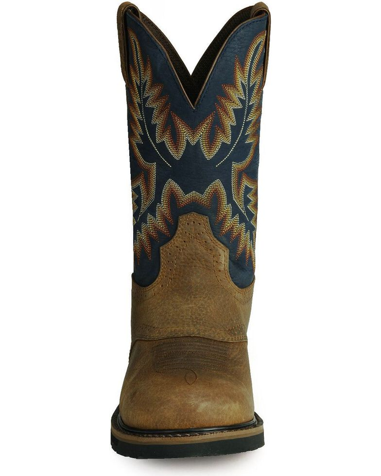 Justin Men S Stampede Work Boots Boot Barn