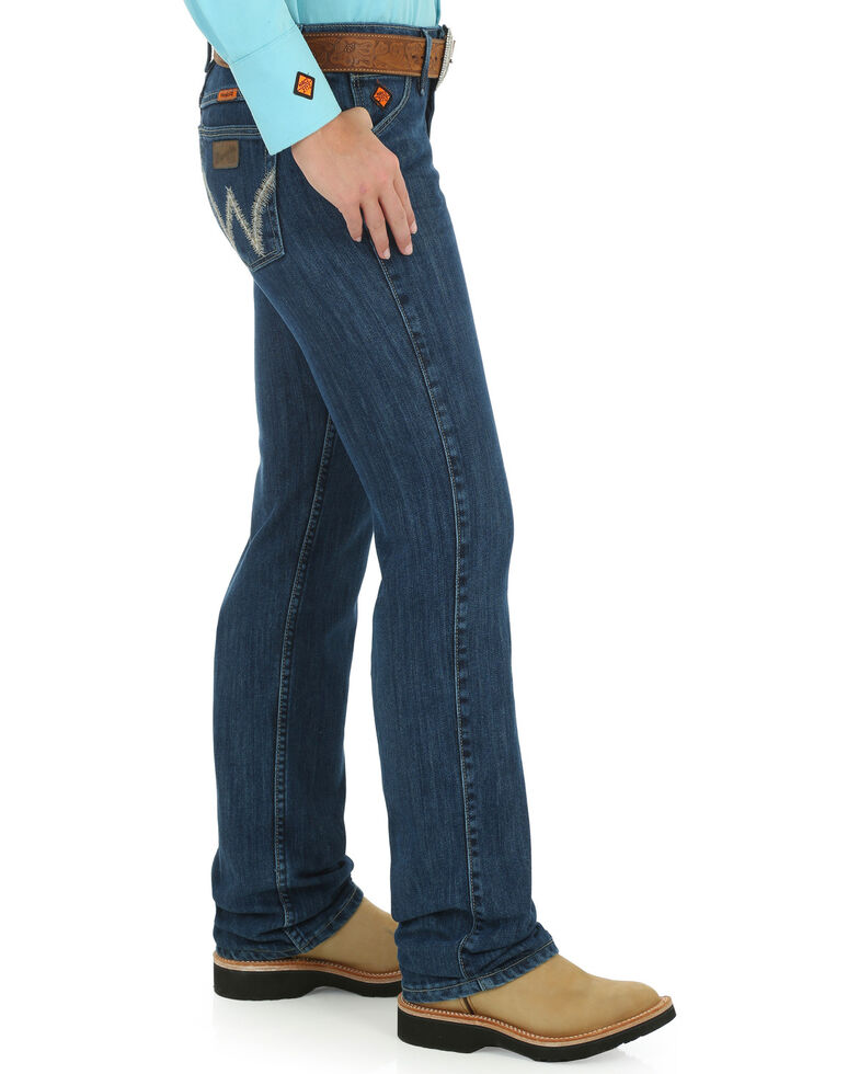 d8a8f09fbffd Wrangler Women s FR Flame Resistant Work Jeans