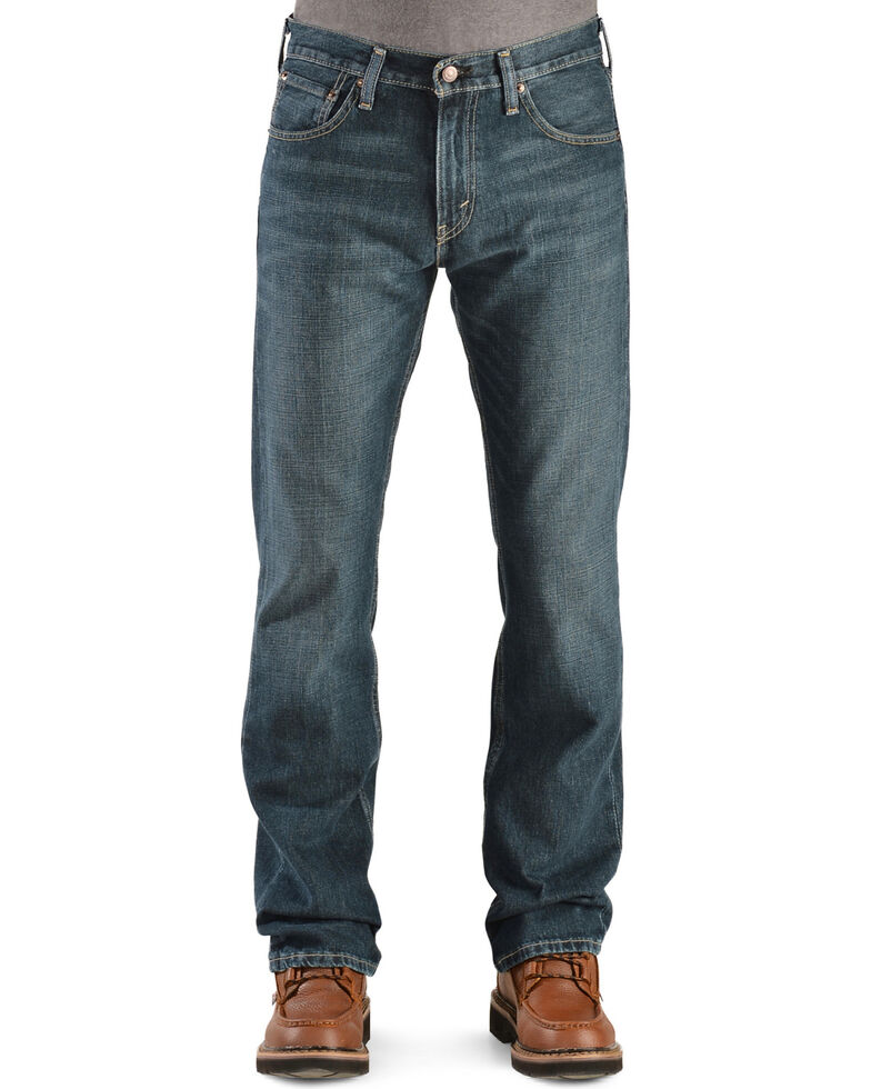 Levi's Men's 527® Low Rise Boot Cut Jeans, Overhaul, hi-res