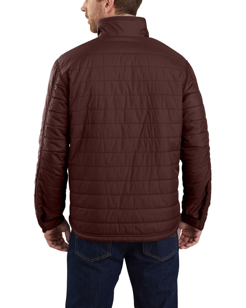 Carhartt Men's Brown Gilliam Work Jacket , Brown, hi-res