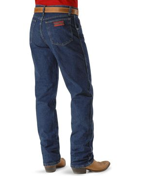 Wrangler 20X Men's Rodeo Western Jeans, Dark Denim, hi-res