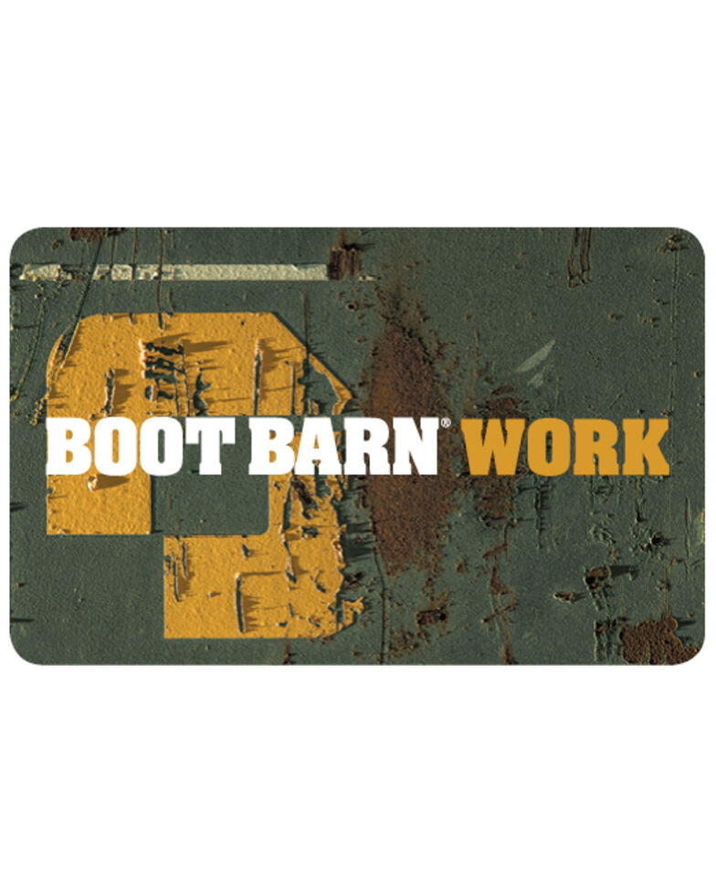 Boot Barn® Work Gift Card, No Color, hi-res