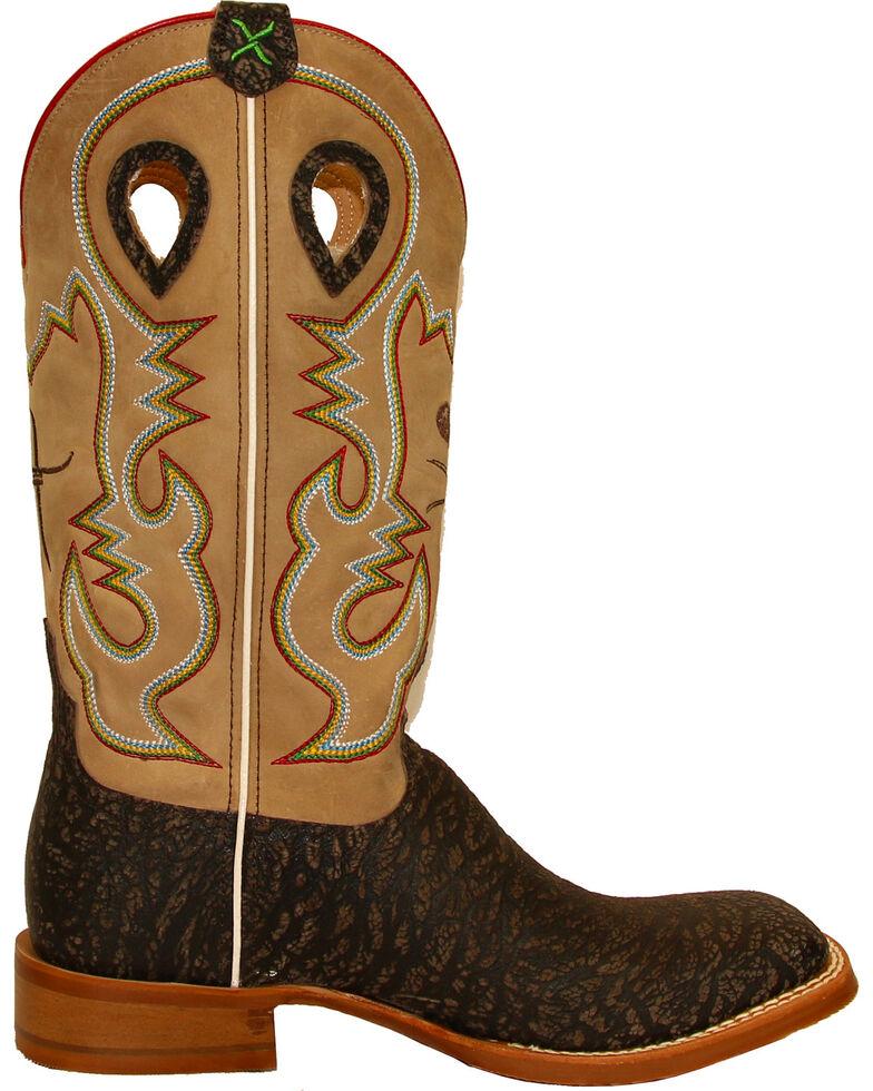 e174bffedf9 Twisted X Men's Ruff Stock Cowboy Boots - Square Toe