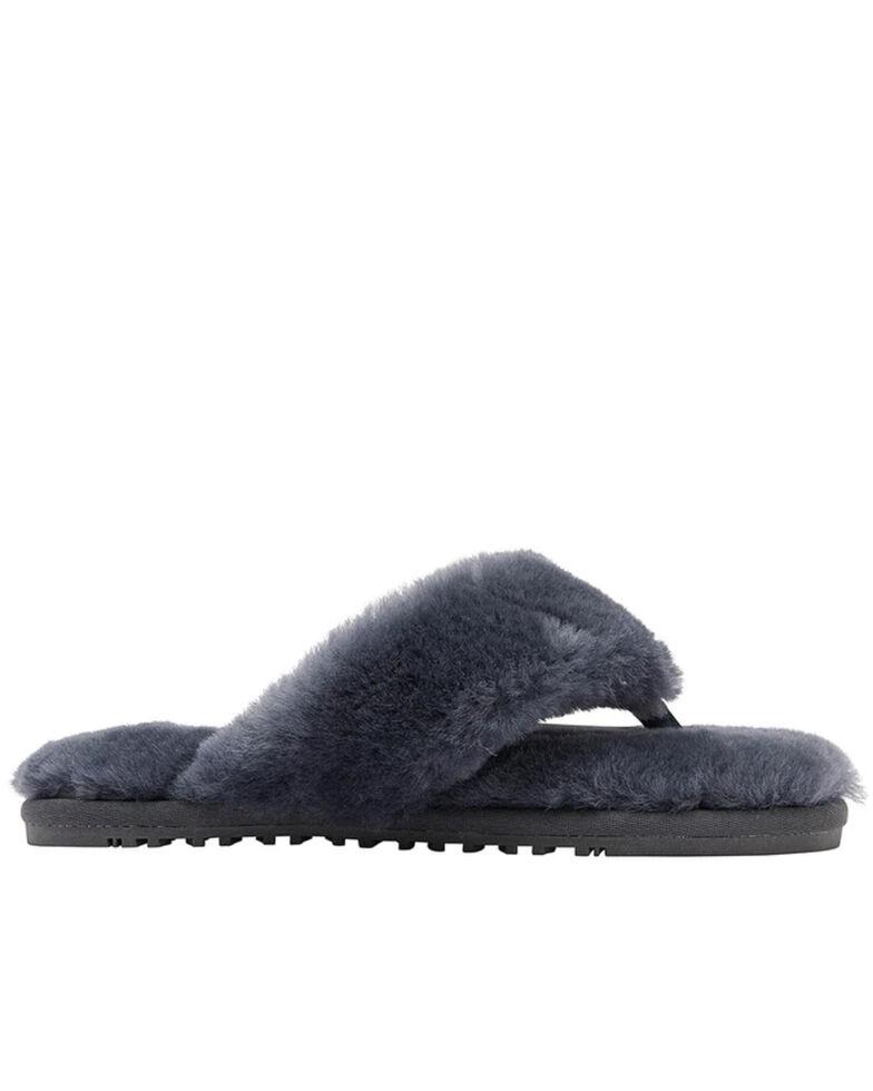 Lamo Footwear Women's Amelia Sheepskin Sandals, Grey, hi-res