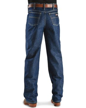Cinch WRX Men's Green Label Flame Resistant Jeans, Denim, hi-res