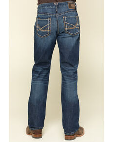 Ariat Men's M2 Prescott Stackable Relaxed Boot Jeans , Blue, hi-res