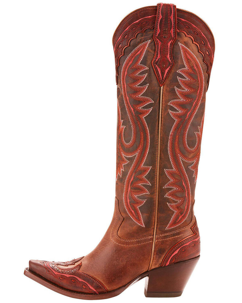 c443a005585 Ariat Women's Adelina Tall Cowgirl Boots - Snip Toe