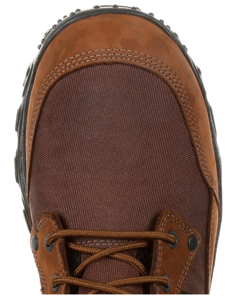 Rocky Men's Ridgetop Waterproof Outdoor Boots - Round Toe, Brown, hi-res