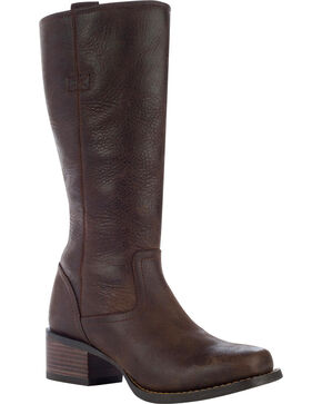 Durango Women's Charlotte Western Fashion Boots, Brown, hi-res