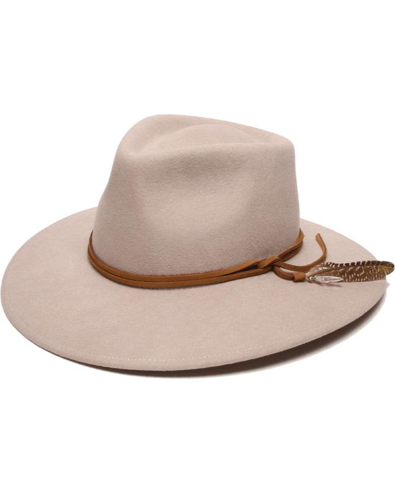 ále by Alessandra Women's Leumaria Hat , Blush, hi-res
