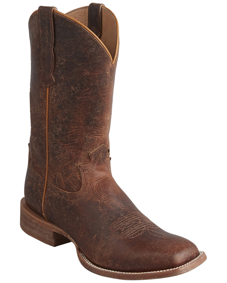 Twisted X Women's Waxy Rancher Western Boot - Wide Square, , hi-res