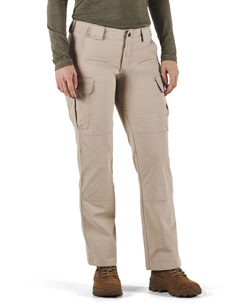 5.11 Tactical Women's Stryke Pants, Beige/khaki, hi-res