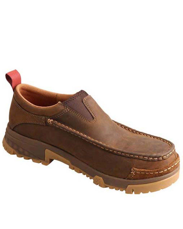 Mn PR BRN 9 STL Boat Shoes