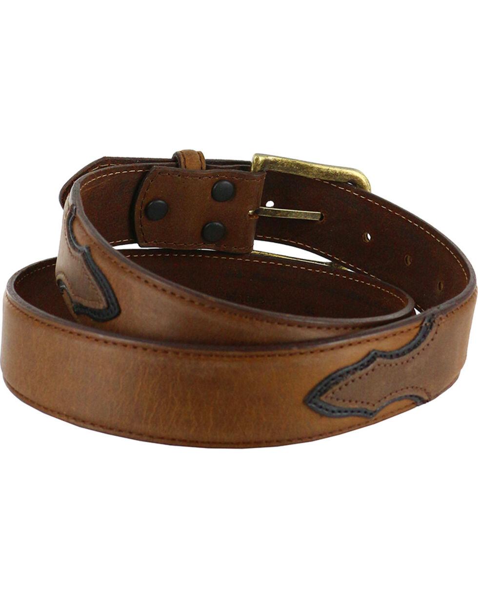Cody James® Men's Classic Genuine Leather Belt, , hi-res