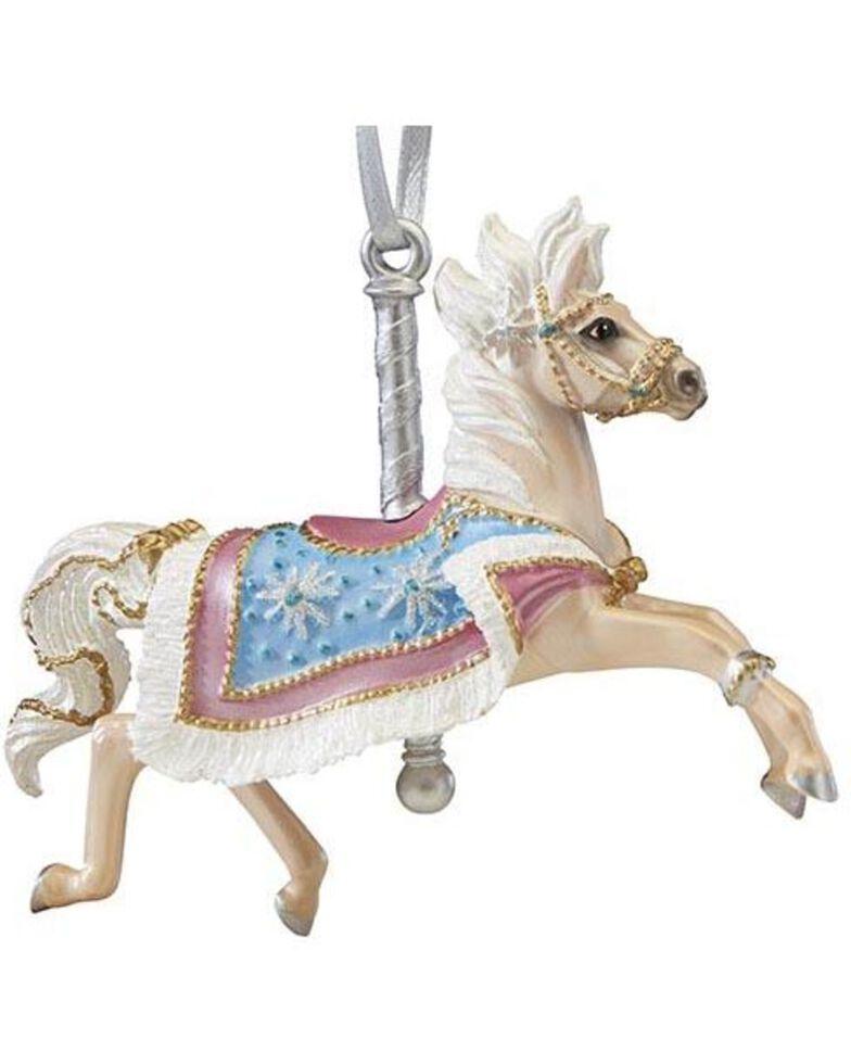 Breyer Holiday Carousel Ornament, No Color, hi-res