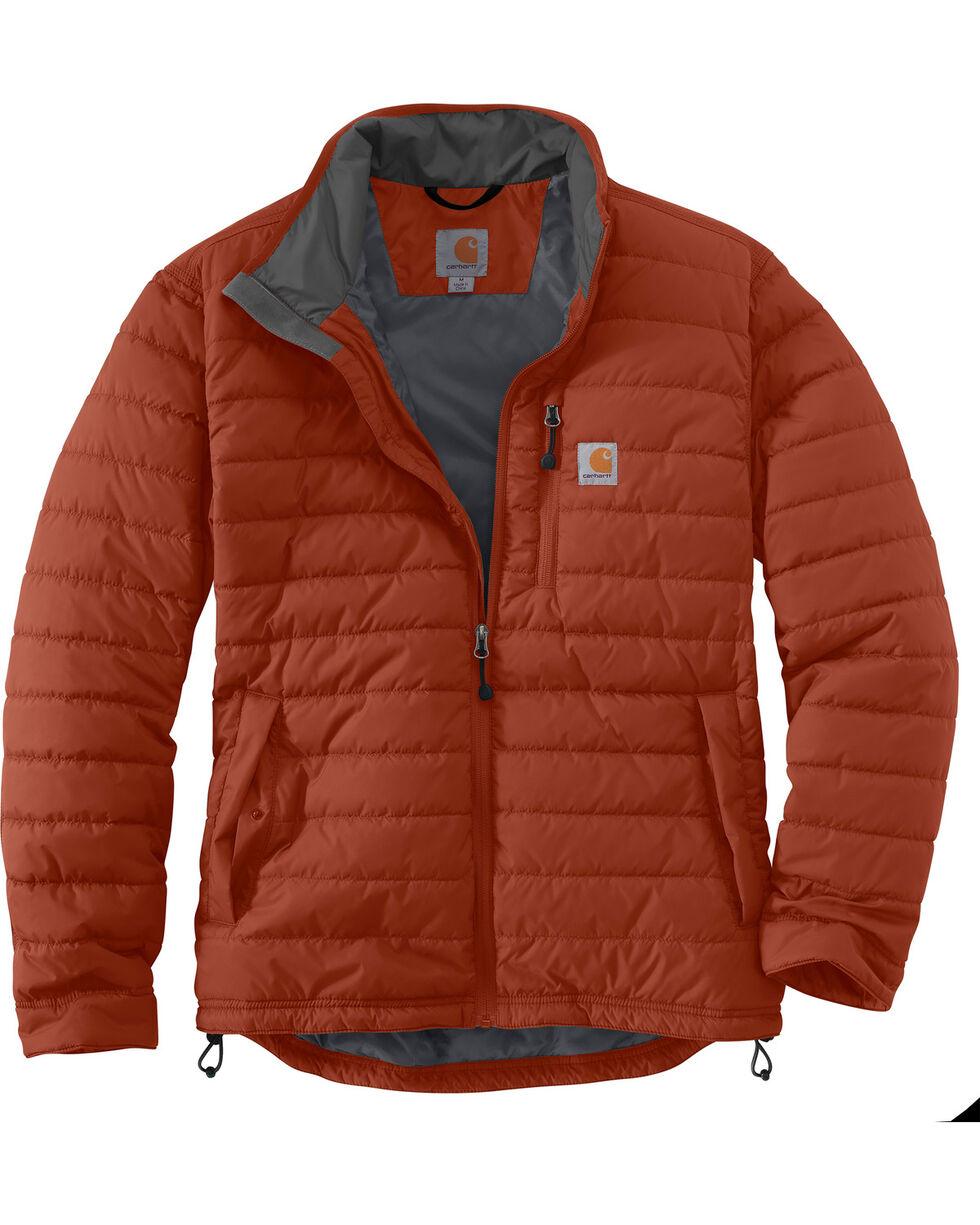Carhartt Men's Gilliam Jacket , Dark Orange, hi-res