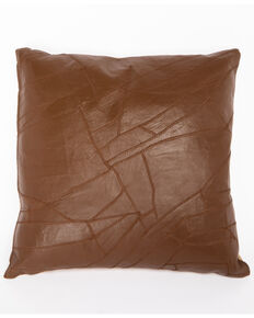 BB Ranch Kiran Cushion Sheep Napa Pillow, Brown, hi-res
