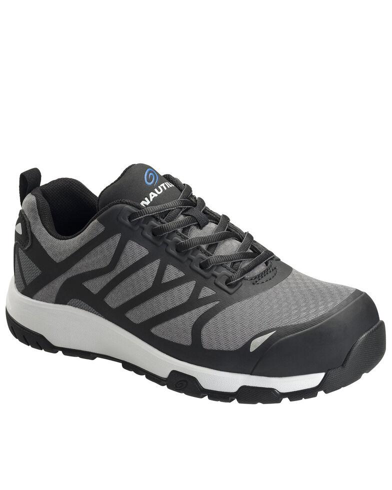 Nautilus Men's Grey Velocity Work Shoes - Composite Toe, Grey, hi-res