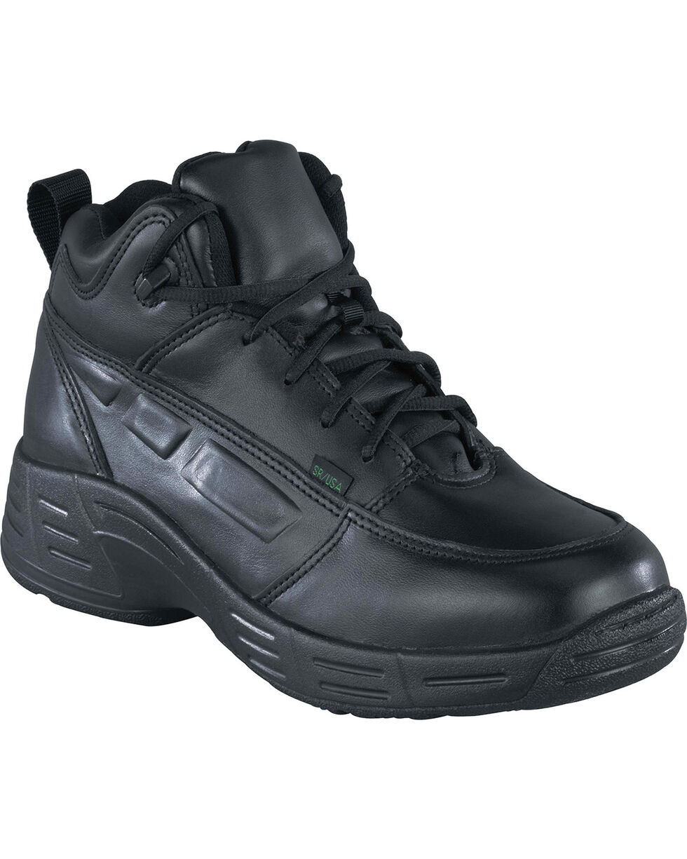 Reebok Men's Postal TCT Work Boots - USPS Approved, Black, hi-res