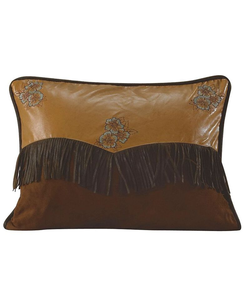 HiEnd Accents Las Cruces Envelope Pillow, Tan, hi-res