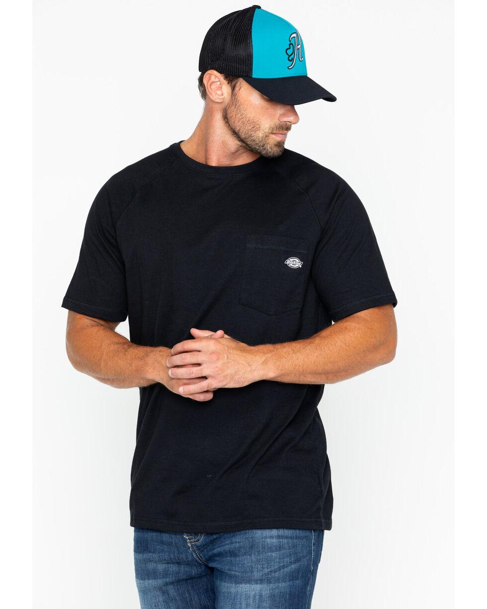 Dickies Men's Temp-IQ Performance Cooling T-Shirt, Black, hi-res