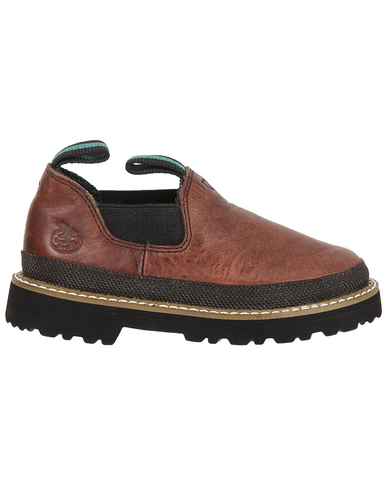 Georgia Infant's Romeo Casual Shoes, Brown, hi-res
