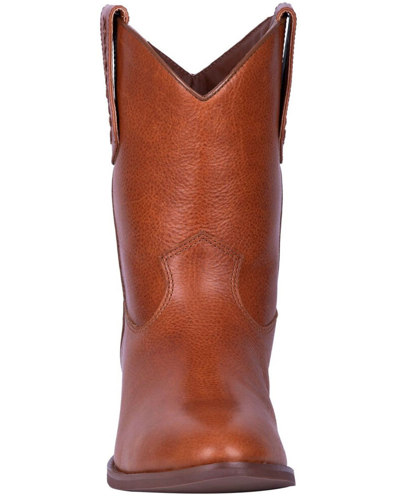 Dingo Men's Lefty Western Boots - Round Toe, Brown, hi-res