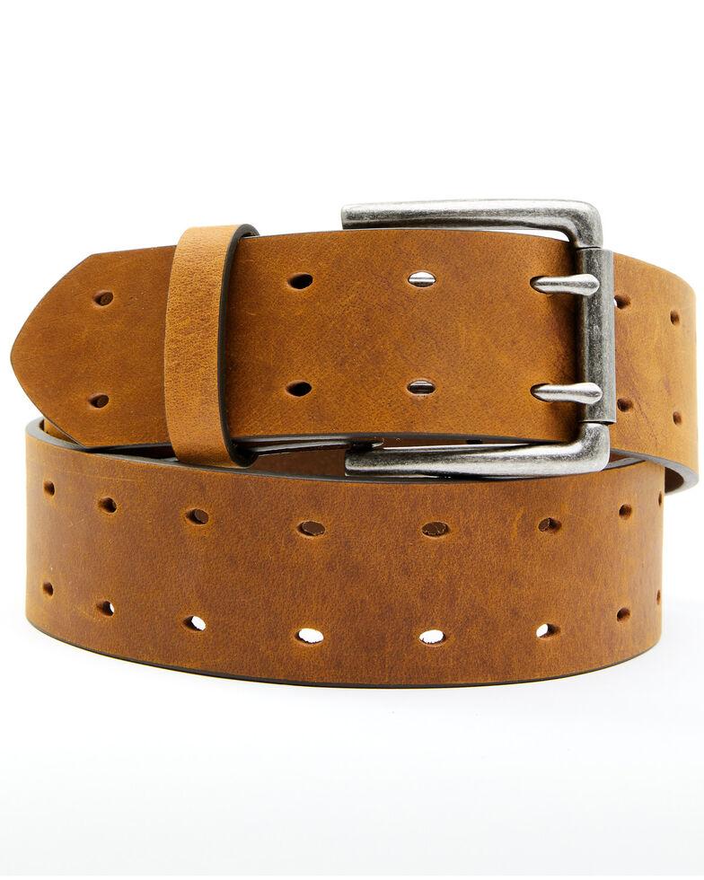 Hawx Men's Extra Wide Work Belt, Tan, hi-res
