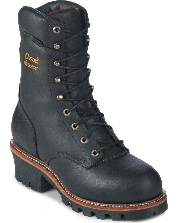 Steel Toe Boots - Size 8 EEE - Boot Barn